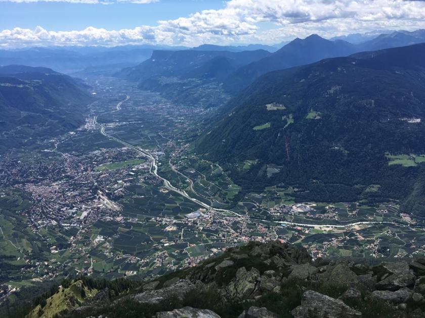 2017-07-12_Seelenwanderung-Spronser-Seen_52_Mutspitze Richtung Bozen und Vinschgau